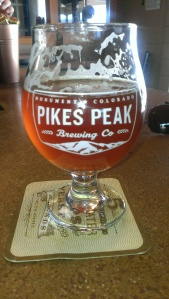 Pikes Peak beer