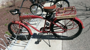 New Belgium bike